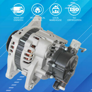 Alternator Fit Mitsubishi Triton ME MF MG MH MJ engine 4D56 2.5 Diesel 2PV 86-96