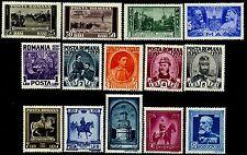 1939 King Carol Centenary,Royalty,Sigmari ngen Dynasty,Horse,Romania,Mi. 569,Mnh