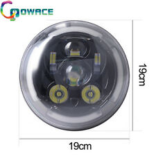 LED Headlight Assembly High/Low Beam Replacement for Ducati Scrambler
