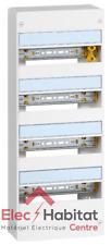 Tableau électrique 4 rangées 52 modules Legrand 401214