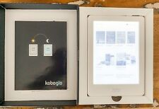 KoboGlow Ereader ~ Great Condition Over 200 Books Loaded ~ Original Packaging