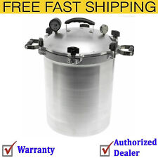 All American 30 Quart 930 Pressure Cooker Canner Free Shipping