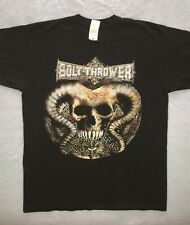 BOLT THROWER 'Spearhead' T-Shirt Large