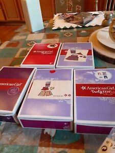 American Girl lot of 6 outfits New
