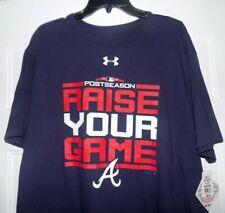 2b575e4230b Atlanta Braves Under Armour ATL MLB Major League Baseball XL Shirt With Tags
