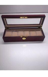 High Gloss Finish Wooden Watch Box
