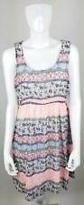Pink Blush Maternity Dress Paisley Patterned L NWT PinkBlush LARGE