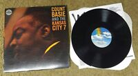 Count Basie and The Kansas City 7 LP - MCA 29003 - VG++/VG+