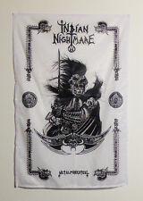 Indian Nightmare - Warrior Poster Flagge Thrash Metalpunk Whipstriker Warfare