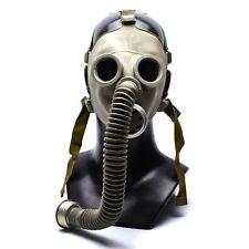 Soviet russian Military Gas mask PDF. Gas mask + hose.