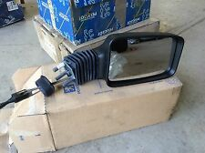 PEUGEOT 405 Manual LHD DOOR WING MIRROR SIDE DRIVERS SIDE RIGHT O/S 8148J2