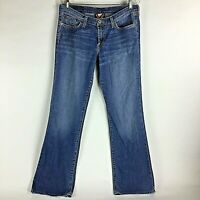 Lucky Brand Womens Jeans Mid Rise Flare Size 10