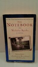 the notebook paperback  the notebook by nicholas sparks 1996 paperback