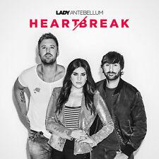 LADY ANTEBELLUM - Heartbreak CD *NEW* 2017