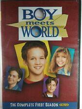 Boy Meets World: Season 1 - DVD - VERY GOOD
