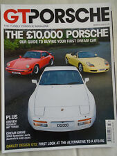 GT Porsche Mar 2008 Techart 997 Turbo, 356A Speedster