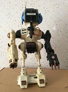 GI Joe Star Brigade Robot Armor Bot Hasbro 1993 vintage (état voir photos)
