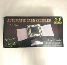 New ListingChh 2 Deck Card Shuffler (#2609),Black