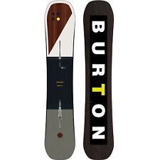 Burton Custom Flying V hybrid Camber Snowboard 162cm breit 2019