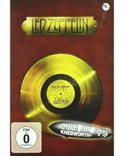 DVD LED ZEPPELIN LIVE IN CONCERT 807297020090