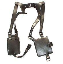 secret service Style Anti-theft Hidden Underarm Holster Shoulder Wallet Phone