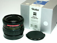 ROLLEI ZEISS PLANAR 80MM F2.8 PQS HFT LENS 64002 - BRAND NEW & BOXED !!