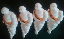 "Cool 4 x 17"" Michelin Man Bibendum Tires Figure Doll Sign Light Truck Advertise"
