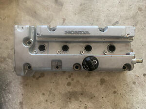 Acura RSX TSX Honda Accord CRV Civic Element K20 K24 valve cover Oil Cap PRB OEM