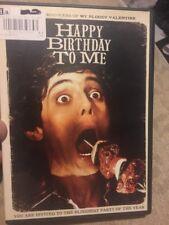 Happy Birthday to Me (DVD, 2009)