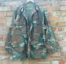 SANDF SOUTH AFRICAN SOLDIER 2000 camo Long sleeve shirt size 95-120cm 2xl