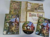 ROBIN HOOD EDICION DE ORO JUEGO PARA PC DVD-ROM EN ESPAÑOL - AM