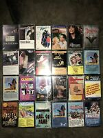 Cassette Lot Of 24 Tapes Soundtracks Compilations