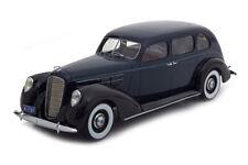LINCOLN V-12 MODEL K LIMOUSINE 1937 DARK BLUE/BLACK 1:18 BOS317