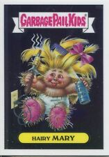 Garbage Pail Kids Chrome Series 1 Base Card 12b HAIRY MARY