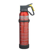 FIRE EXTINGUISHER 600g. DRY POWDER TAXI CAR VAN CARAVAN HOME HOUSE OFFICE