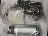 GSS342 255LPH Style Fuel Pump + fitting kit S13 S14 S15 R32 R33 R34 WRX