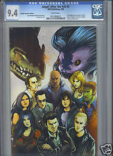 Angel: After the Fall #5 CGC graded 9.4 variant cover