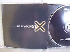 King´s X- Best of- ATLANTIC 1997 WIE NEU