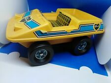 Sindy 1970s/80s Yellow Car