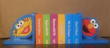 Sesame Street Board Books And Bookends