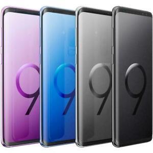 New Samsung Galaxy S9 SM-G960U 64GB (GSM Unlocked) AT&T T-Mobile Metro PCS