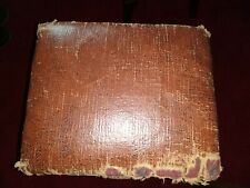 Small Antique  Upholstered Foot Stool Victorian Childs Stool Gallery Design