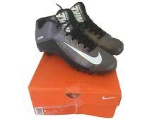 Nike Alpha Strike 2 Football Cleats 3/4 top molded Men's Us 8 Eu 41 (725227) New