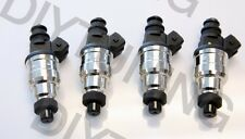 NEW 1000cc FUEL INJECTORS FOR HONDA ACURA TURBO BOOST W PIGTAILS EV1 JDM VTEC