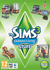 The Sims 3: Outdoor Living Stuff (PC/MAC, Region-Free) Origin Download KEY