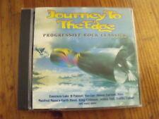 CD Journey to the Edge Best Progressive ELP BJH Free Traffic Camel etc....