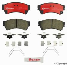 Disc Brake Pad Set fits 2006-2011 Mercury Milan  MFG NUMBER CATALOG