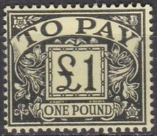 Great Britain Postage Due 1963 SG D68*