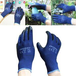 Garden Glove Non-Slip Anti-stab Wear Wear-Resistant Breathable Waterproof Gloves