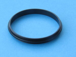58mm-58mm Male to Male Double Coupling Ring reverse macro Adapter 58mm-58mm